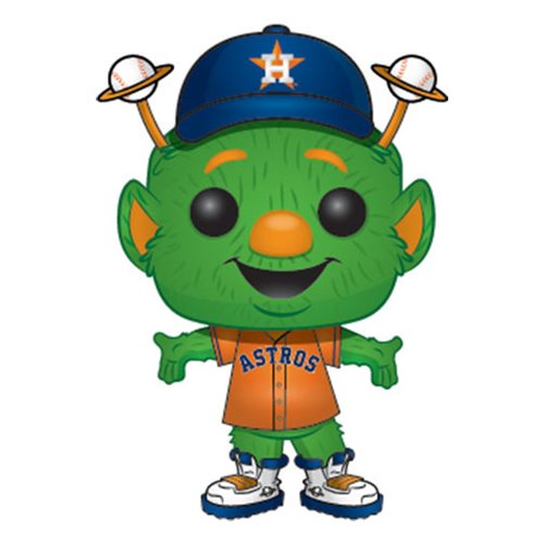 Funko POP! MLB® Mascots - Houston Astros ORBIT Vinyl Figure #4