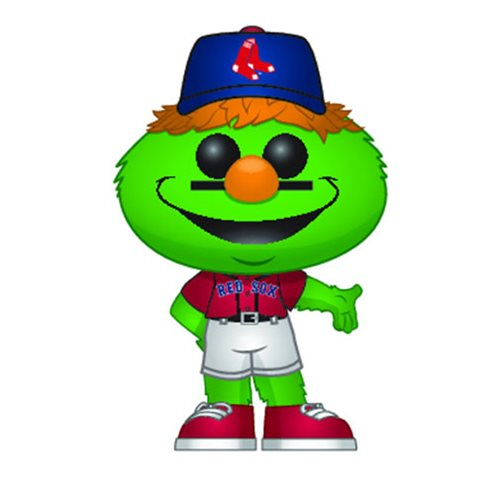 Funko POP! MLB® Mascots - Boston Red Sox Wally The Green Monster Vinyl Figure #7