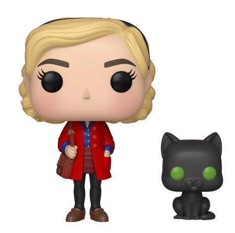 Funko POP! Chilling Adventures of Sabrina - Sabrina and Salem Vinyl Figure