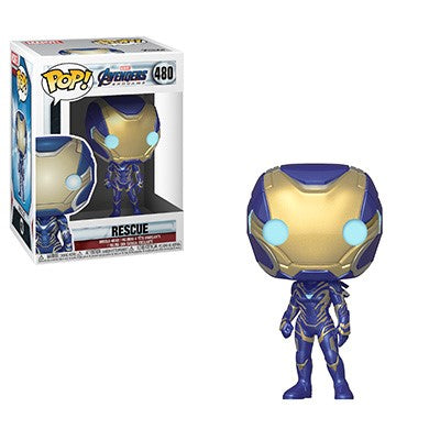 Funko POP! Avengers: Endgame - Rescue Vinyl Figure #480