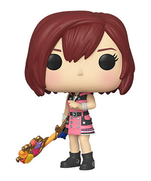 Funko POP! Kingdom Hearts III - Kairi with Keyblade Vinyl Figure Specialty Series