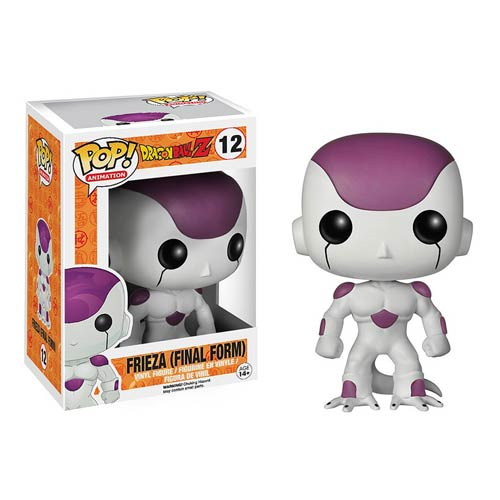 Funko POP! Dragon Ball Z - Frieza (Final Form) Vinyl Figure #12