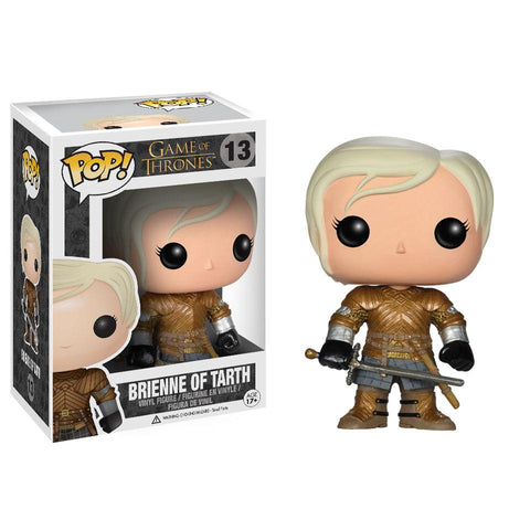 Funko POP! Game of Thrones - Brienne Vinyl Figure #13