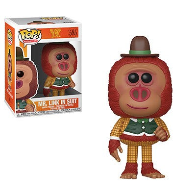 Funko POP! Missing Link - Mr. Link in Suit Vinyl Figure #585