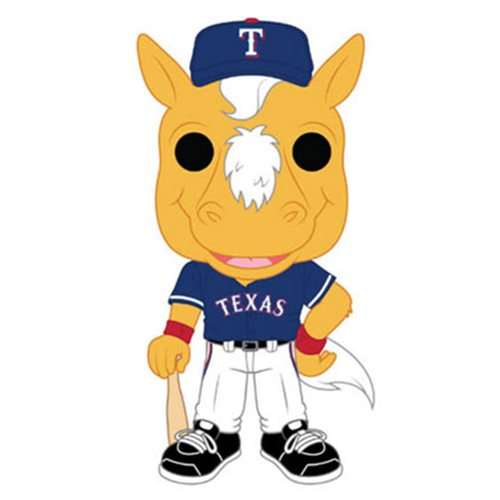 Funko POP! MLB® Mascots - Texas Ranger's Captain Vinyl Figure