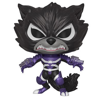 Funko POP! Venom - Rocket Raccoon Vinyl Figure