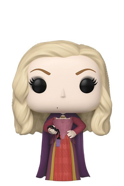 Funko POP! Hocus Pocus - Sarah with Spider Vinyl Figure