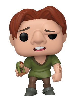 Funko POP! The Hunchback of Notre Dame - Quasimodo Vinyl Figure