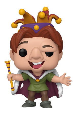 [PRE-ORDER] Funko POP! The Hunchback of Notre Dame - Quasimodo (Fool) Vinyl Figure