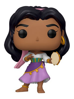 Funko POP! The Hunchback of Notre Dame - Esmeralda Vinyl Figure