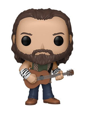 Funko POP! WWE - Elias With Guitar Vinyl Figure