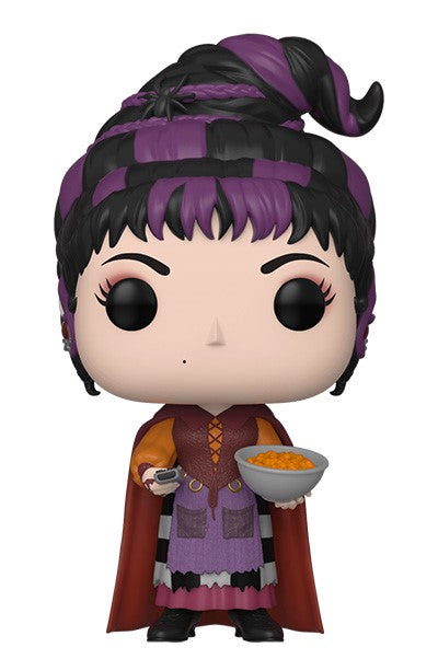 Funko POP! Hocus Pocus - Mary with Cheese Puffs Vinyl Figure