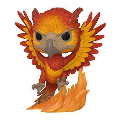Funko POP! Harry Potter - Fawkes Vinyl Figure