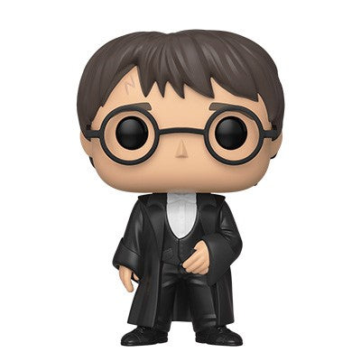 Funko POP! Harry Potter - Harry Potter (Yule) Vinyl Figure