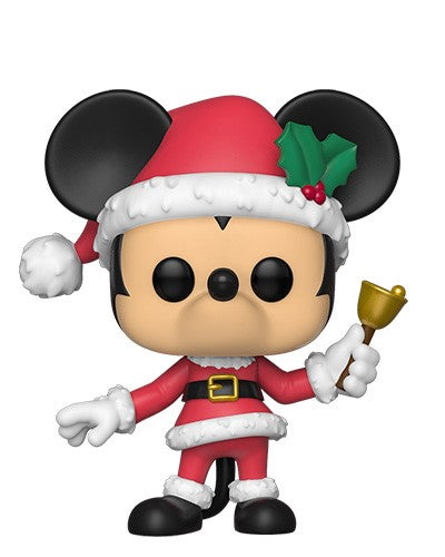 Funko POP! Disney Holiday - Mickey Vinyl Figures
