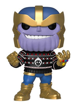 [PRE-ORDER] Funko POP! Marvel Holiday - Thanos Vinyl Figures