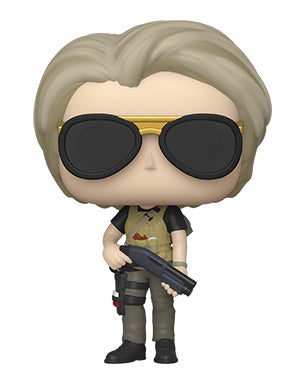 Funko POP! Terminator: Dark Fate - Sarah Conor Common Vinyl Figure