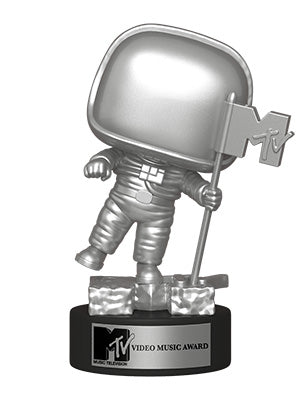 Funko POP! Icons - MTV Moon Person Vinyl Figure