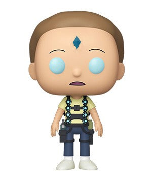 Funko POP! Rick and Morty - Death Crystal Morty Vinyl Figure