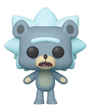 Funko POP! Rick and Morty - Teddy Rick Common Vinyl Figure