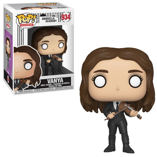 Funko POP! Umbrella Academy - Vanya Hargreeves Common Vinyl Figure #934