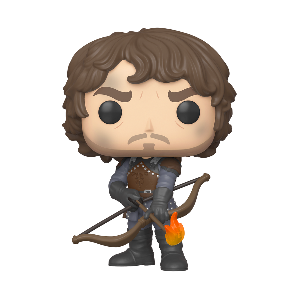 Funko POP! Game of Thrones - Theon with Flaming Arrows Vinyl Figure