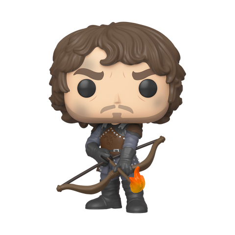 [PRE-ORDER] Funko POP! Game of Thrones - Theon with Flaming Arrows Vinyl Figure