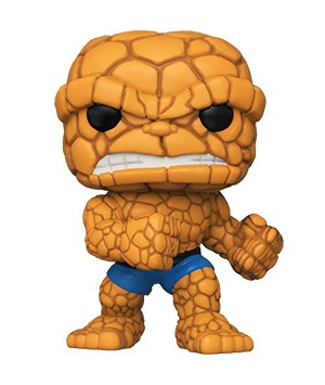 [PRE-ORDER] Funko POP! Fantastic Four - The Thing Vinyl Figure
