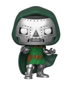 Funko POP! Fantastic Four - Doctor Doom Vinyl Figure