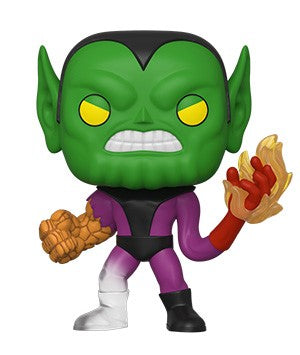 [PRE-ORDER] Funko POP! Fantastic Four - Super-Skrull Vinyl Figure