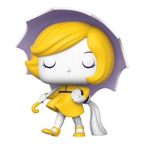 [PRE-ORDER] Funko POP! Ad Icons - Morton Salt Girl Vinyl Figure