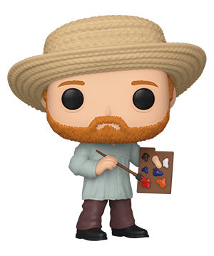 [PRE-ORDER] Funko POP! Artists - Vincent van Gogh Vinyl Figure