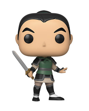 [PRE-ORDER] Funko POP! Mulan - Mulan as Ping Vinyl Figure