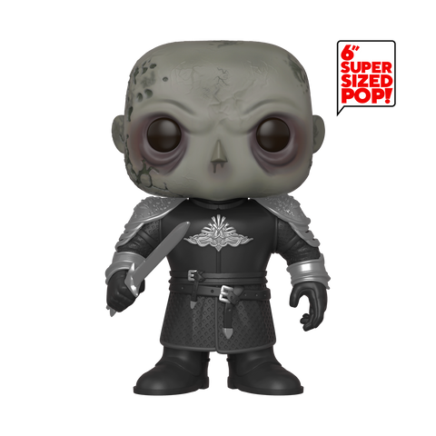 [PRE-ORDER] Funko POP! Game of Thrones - The Mountain (Unmasked) 6-Inch Vinyl Figure
