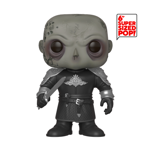 Funko POP! Game of Thrones - The Mountain (Unmasked) 6-Inch Vinyl Figure