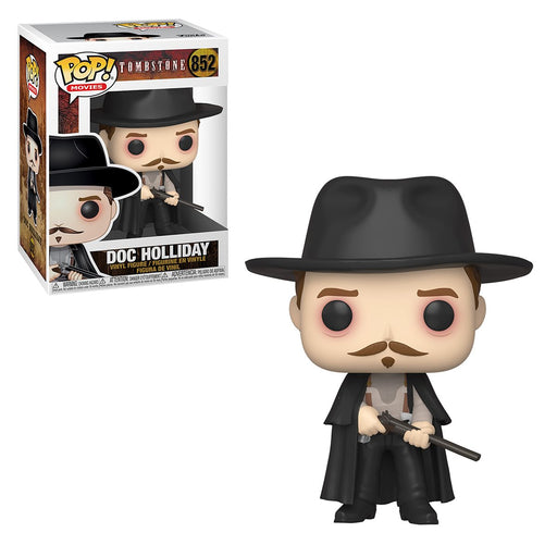 Funko POP! Tombstone - Doc Holliday Vinyl Figure #852