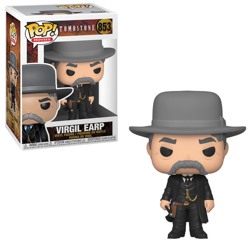 Funko POP! Tombstone - Virgil Earp Vinyl Figure #853