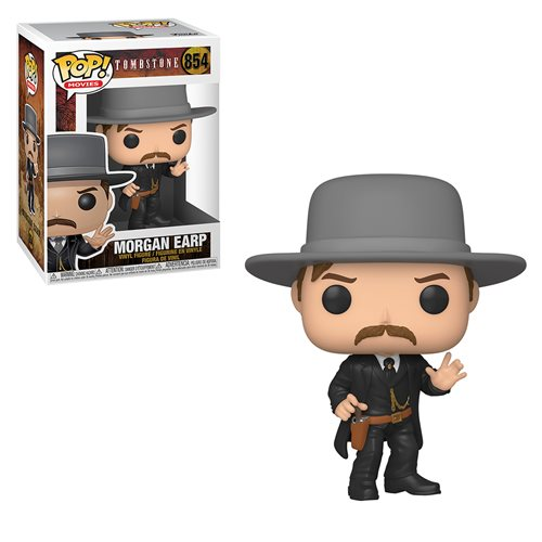 Funko POP! Tombstone - Morgan Earp Vinyl Figure #854