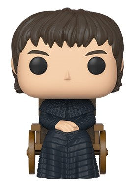 Funko POP! Game of Thrones - King Bran the Broken Vinyl Figure
