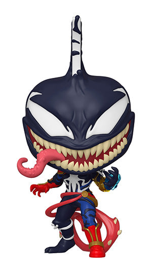 [PRE-ORDER] Funko POP! Marvel: Max Venom - Captain Marvel Vinyl Figure