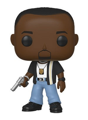 [PRE-ORDER] Funko POP! Bad Boys - Marcus Burnett Vinyl Figure