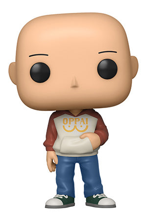 [PRE-ORDER] Funko POP! One Punch Man - Casual Saitama Vinyl Figure