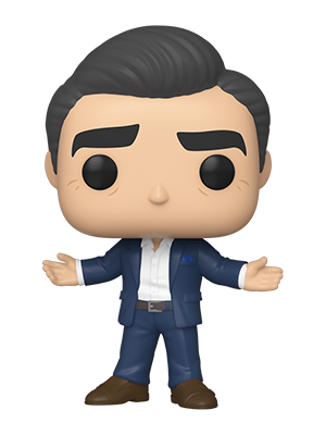 [PRE-ORDER] Funko POP! Schitt's Creek - Johnny Vinyl Figure