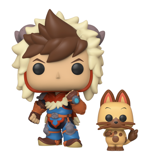 [PRE-ORDER] Funko POP! Monster Hunter Stories - Lute with Navirou Vinyl Figure
