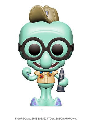 [PRE-ORDER] Funko POP! Spongebob Squarepants - Squidward Tenntacles (Uniform) Vinyl Figure