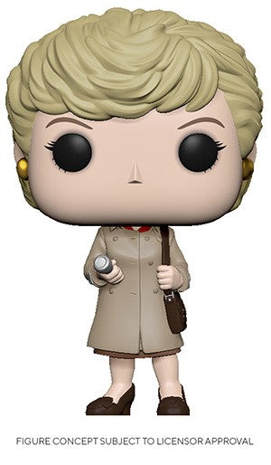 [PRE-ORDER] Funko POP! Murder She Wrote - Jessica with Trenchcoat and Flashlight