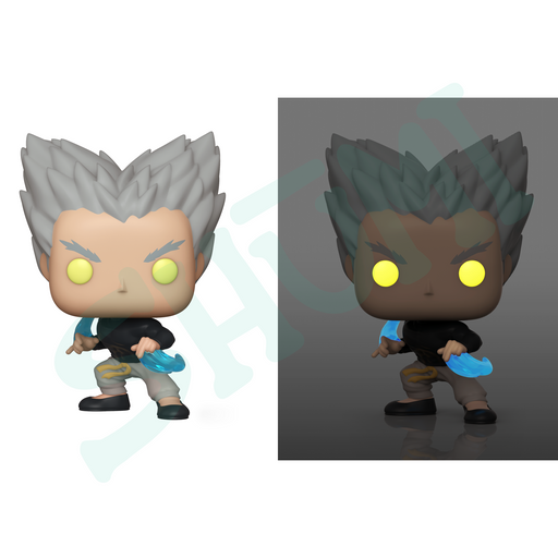 Funko POP! One Punch Man - Garou Flowing Water (Glow In The Dark) Vinyl Figure Specialty Series