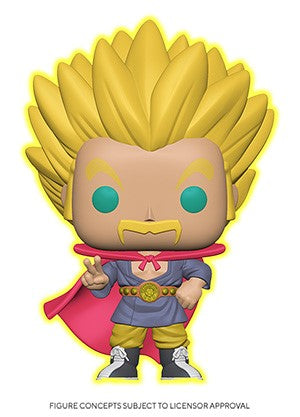 [PRE-ORDER] Funko POP! Dragon Ball Super - Super Saiyan Hercule Vinyl Figure Specialty Series Exclusive