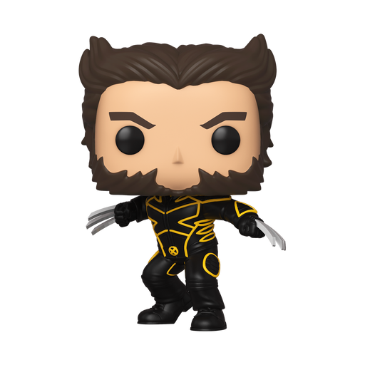[PRE-ORDER] Funko POP! X-Men 20th - Wolverine In Jacket Vinyl Figure
