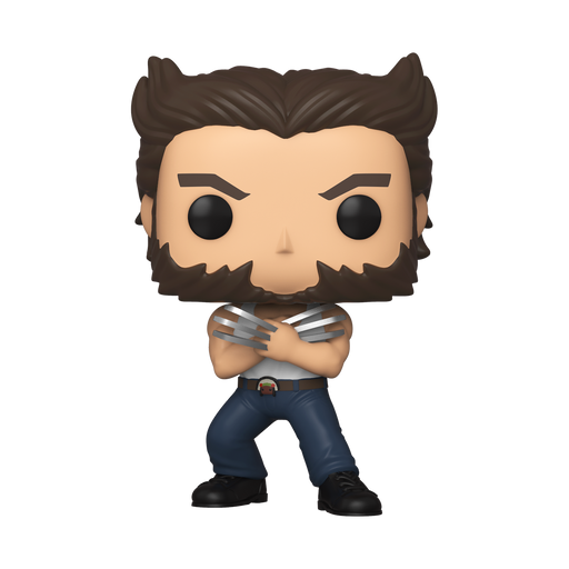 [PRE-ORDER] Funko POP! X-Men 20th - Wolverine In Tanktop Vinyl Figure